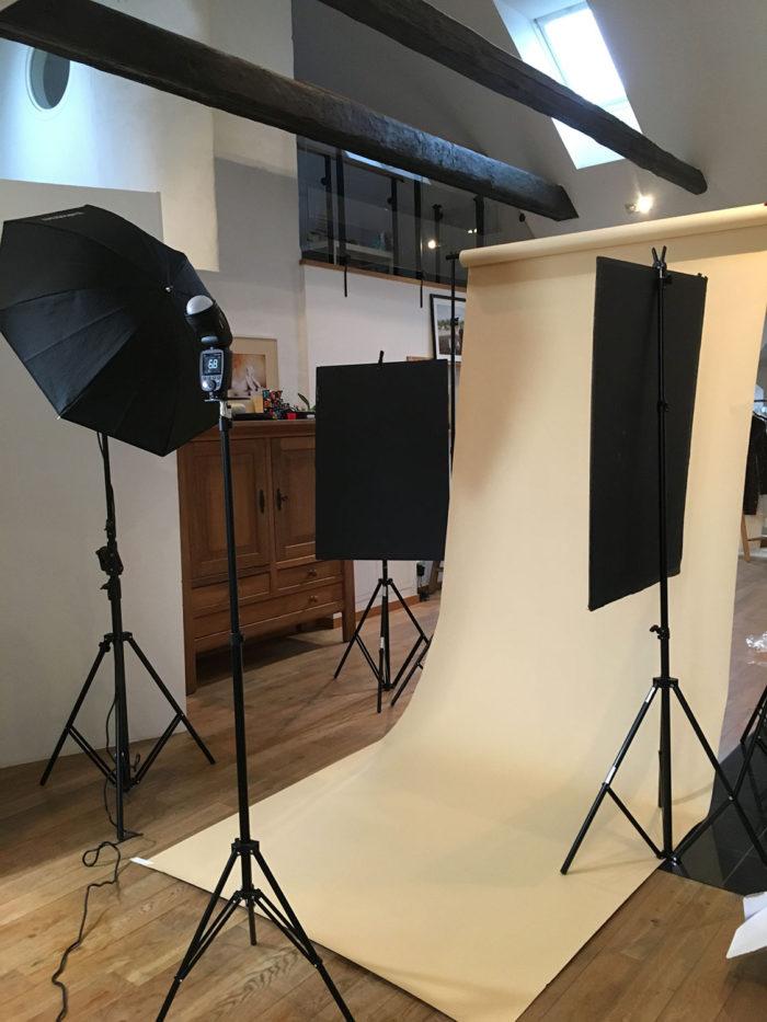 Studio Photography with Jessica Hanlon